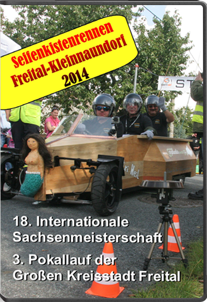 DVD-Cover 2014