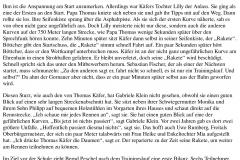 Mit Karacho durch Kleinnaundorf Im Freitaler Ortsteil wurden die Deutschen Meisterschaften im Seifenkistenrennen ausgetragen
