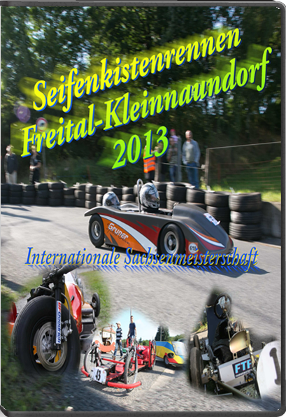 DVD Cover 2013